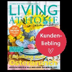 Jahresabo Anzeige Living at Home