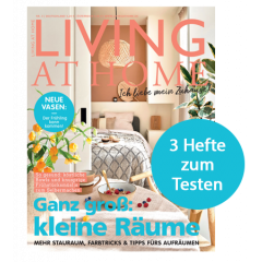 Miniabo Living at Home 13. Ausgabe